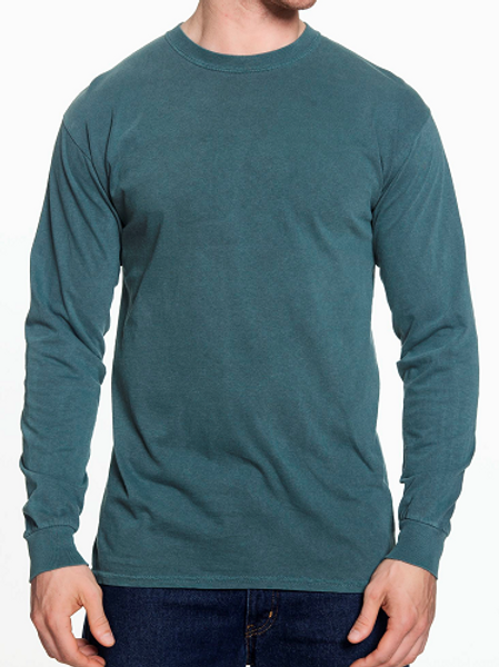 Comfort Colors Unisex Adult Long Sleeve Tee Willow