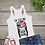 Thumbnail: Tank Top GRAPHIC SUBLIMATED SHIRT Willie Drunk