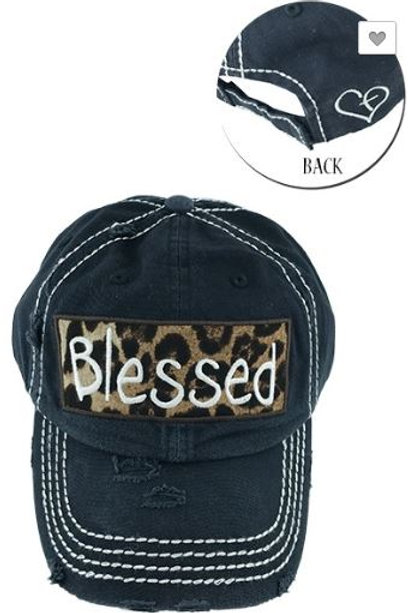 Blessed Caps Women's Hat