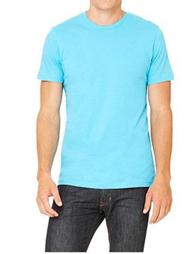 Bella & Canvas Unisex Jersey Short Sleeve Tee 3001 Size 2XL