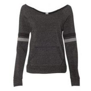 Eco-Fleece Manic Sweatshirt Black