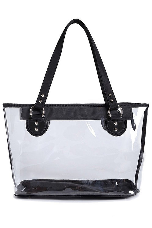 Clear Handbags great for Stadium Bag - Style #3