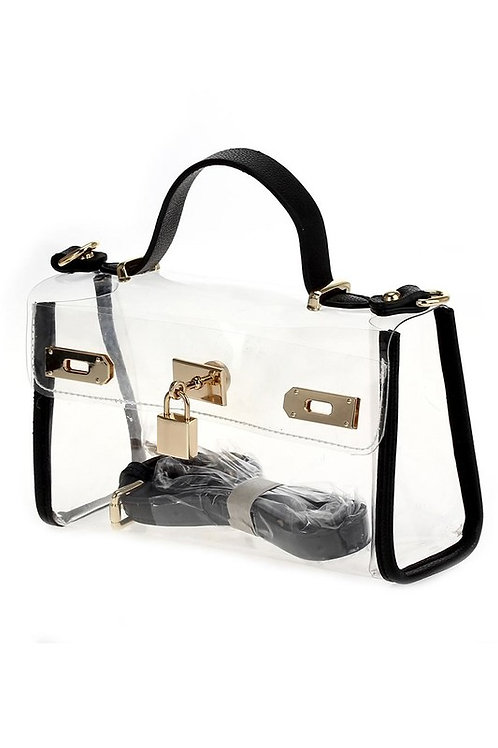 Clear Handbags great for Stadium Bag - Style #5