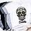 Thumbnail: SUBLIMATED TRANSFER ONLY PRO Sugar Skulls ANY TEAM