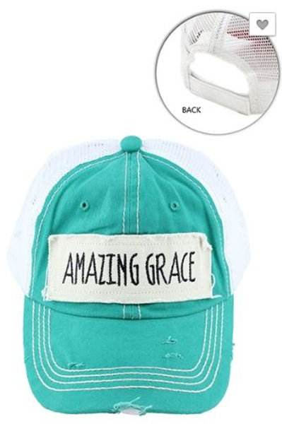 Amazing Grace Caps Women's Hat