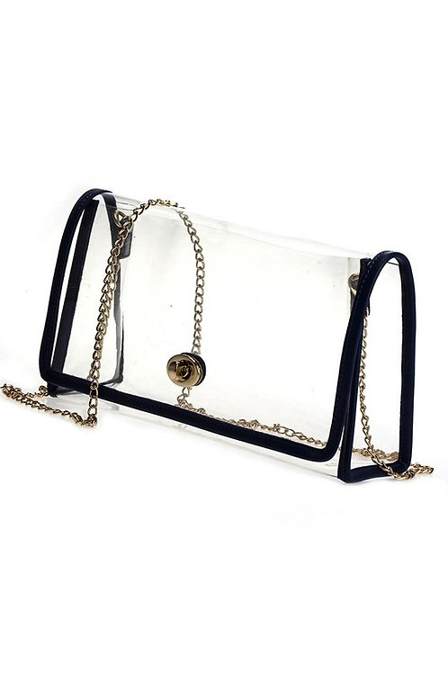 Clear Handbags great for Stadium Bag - Style #4