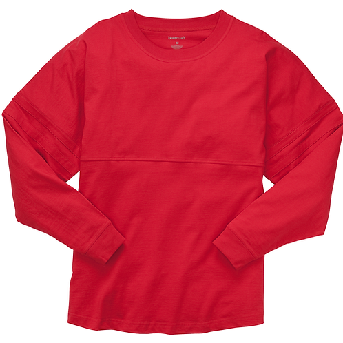 Boxercraft Pom Pom Jersey Adult or Youth Red