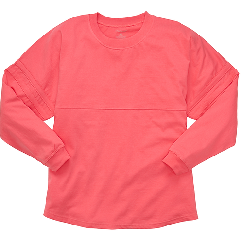 Boxercraft Pom Pom Jersey Adult or Youth Coral