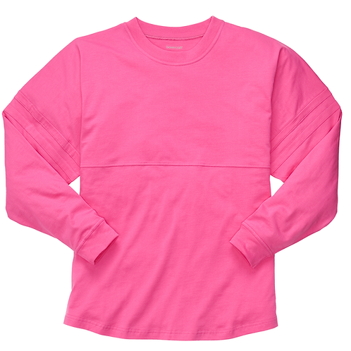 Boxercraft Pom Pom Jersey Adult or Youth Hot Pink