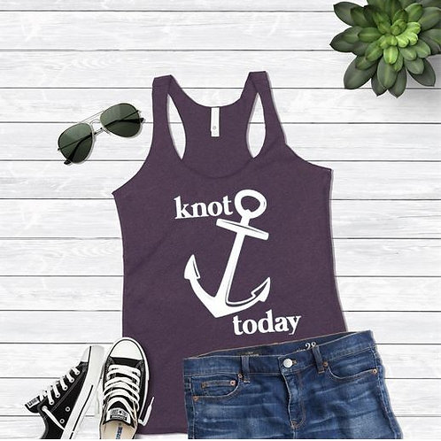 Tank Top GRAPHIC SHIRT Knot Today