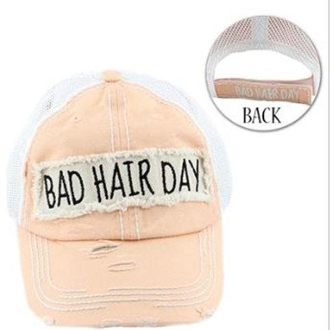 Bad Hair Day Caps Women's Hat