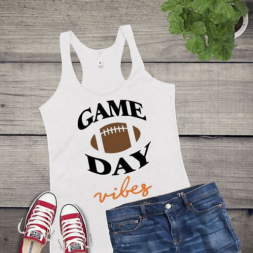 Tank Top GRAPHIC SHIRT Game Day Vibes