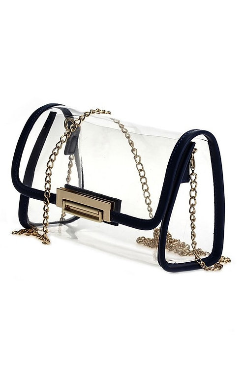 Clear Handbags great for Stadium Bag - Style #1