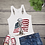 Thumbnail: Tank Top GRAPHIC SUBLIMATED SHIRT Soldier and Flag