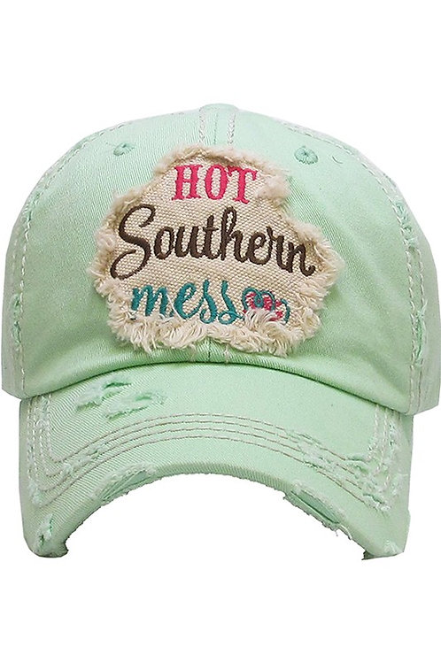 Caps Women's Hat Hot Southern Mess Many Colors