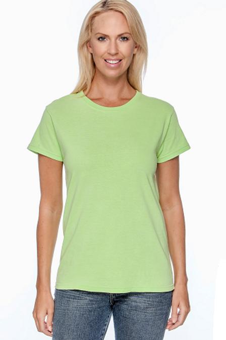 Comfort Colors Ladies Tee Kiwi
