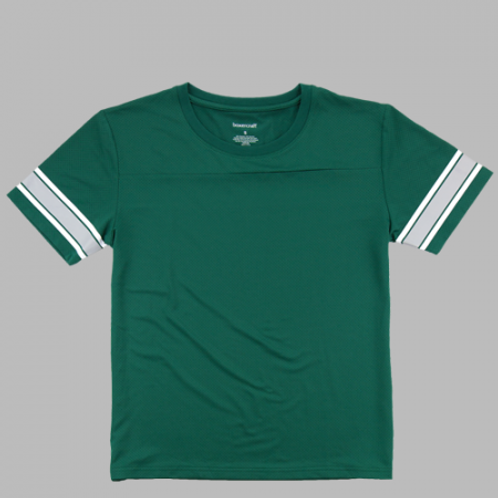 Boxercraft Game Time Shirt Adult or Youth Green