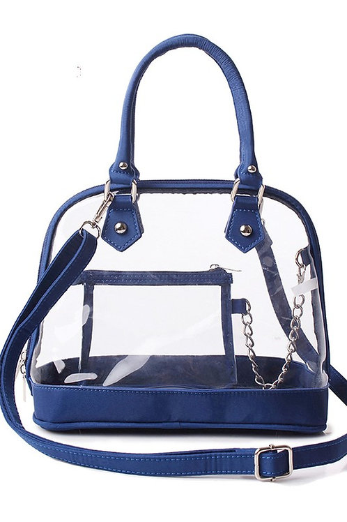 Clear Handbags great for Stadium Bag - Style #6