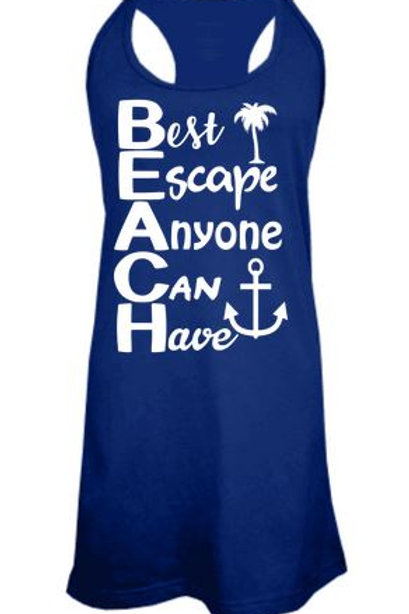 BATHING SUIT COVER UP GRAPHIC Best Escape Anyone Can Have