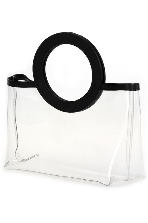 Clear Handbags great for Stadium Bag - Style #8