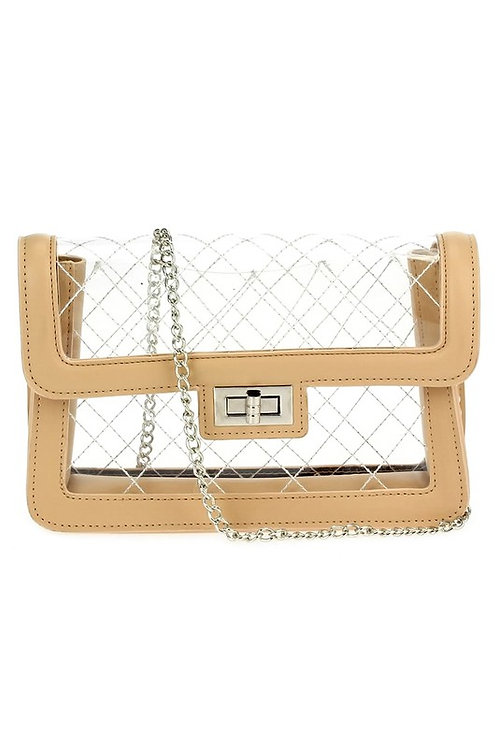 Clear Handbags great for Stadium Bag - Style #7