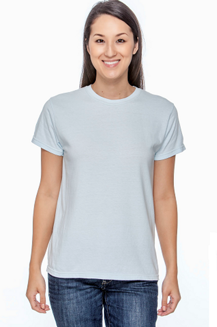 Comfort Colors Ladies Tee Chambray
