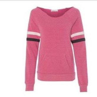 Eco-Fleece Manic Sweatshirt Berry