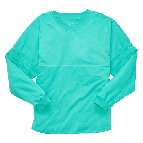 Boxercraft Pom Pom Jersey Adult or Youth Turquoise