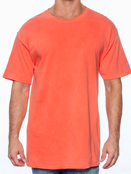 Comfort Colors Unisex Tee Bright Salmon