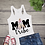 Thumbnail: Tank Top GRAPHIC SUBLIMATED SHIRT Mom Tribe Black Lettering
