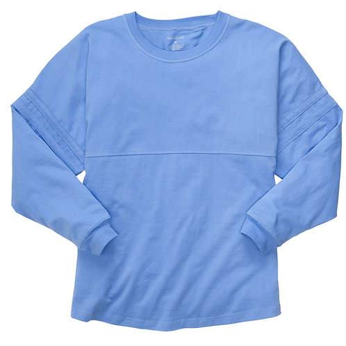 Boxercraft Pom Pom Jersey Adult or Youth Perwinkle