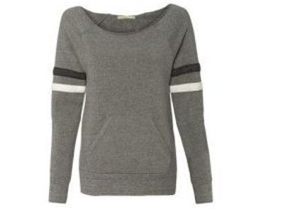 Eco-Fleece Manic Sweatshirt Grey