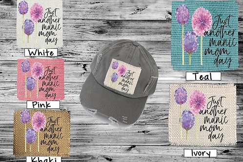 Sublimated Trucker Hats Many Colors Just another Maniac Mom Day