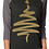Thumbnail: CHRISTMAS RAGLAN SHIRT Christmas Tree Design Print