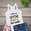 Thumbnail: Tank Top GRAPHIC SUBLIMATED SHIRT Caffeine Chaos Cuss Words