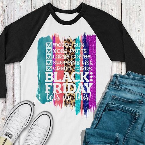 SUBLIMATED TEE RAGLAN Black Friday Checklist Backsplash