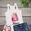 Thumbnail: Tank Top STATE GRAPHIC SUBLIMATED SHIRT Watercolor Pattern