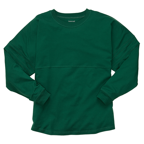 Boxercraft Pom Pom Jersey Adult or Youth Hunter Green