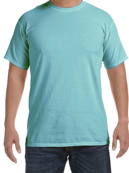 Comfort Colors Unisex Tee Chalky Mint