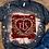 Thumbnail: BLEACHED TEE Short or Long Sleeve Valentine Monogram#6