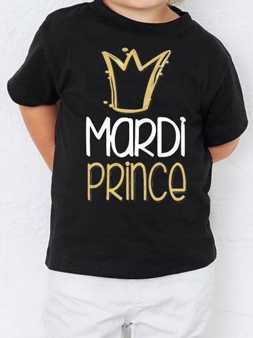 SUBLIMATED TEE Short or Long Sleeve Mardi Prince