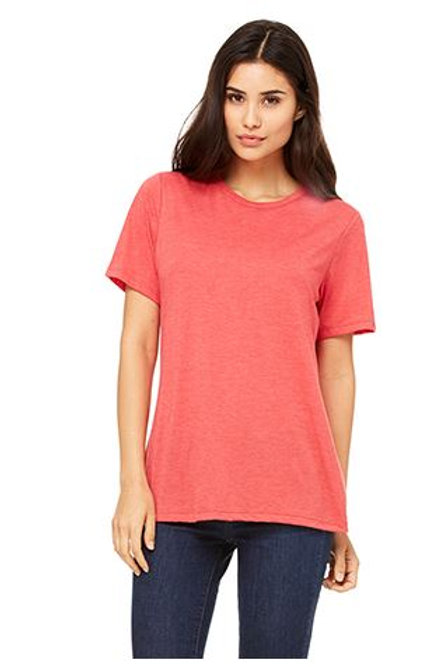 Bella & Canvas Women's Relaxed Jersey Short Sleeve Tee Size S - XL