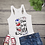 Thumbnail: Tank Top GRAPHIC SUBLIMATED SHIRT Barn in the USA