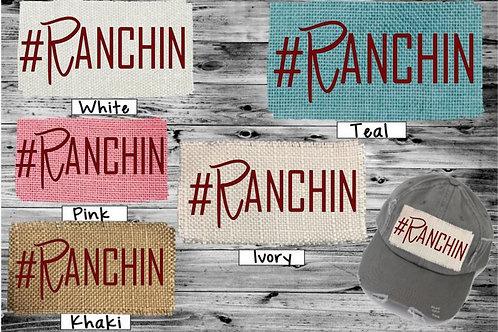 Sublimated Trucker Hats Many Colors Ranchin