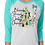 Thumbnail: SUBLIMATED TEE Blessed Stressed Christmas Obsessed