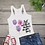 Thumbnail: Tank Top GRAPHIC SUBLIMATED SHIRT Just another Maniac Mom Day