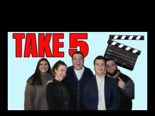 The Take 5 crew tackles the college admissions scandal.
