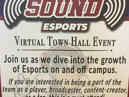 Esports TOWN HALL RECRUITS FTC STUDENTS