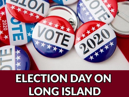 LONG ISLAND ELECTION UPDATE