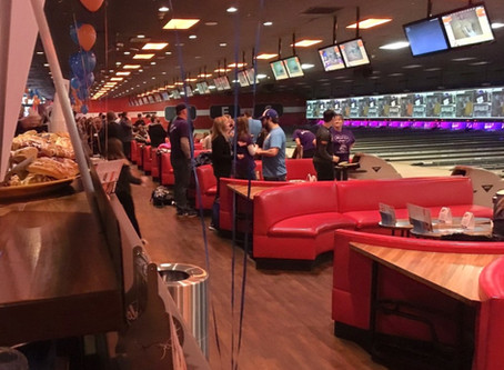 Syosset Lanes TakeS StepS TO Kickoff Celebration for the Crohn's and Colitis Foundation